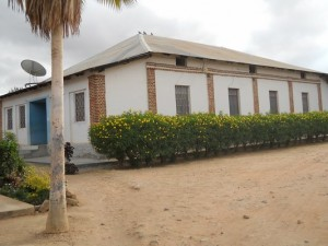 This was the first generalate hous where the congregation started at Kondoa in 1947