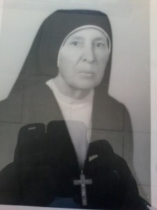 The first Mother Superior of the Congregation