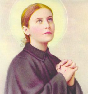 St. GemmGalgani: A Patron Saint of CSG The Sisters